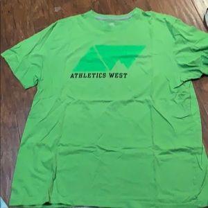 Nike vintage Athletics West tshirt